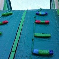 Jumping Jim's Jungle Obstacle Course!